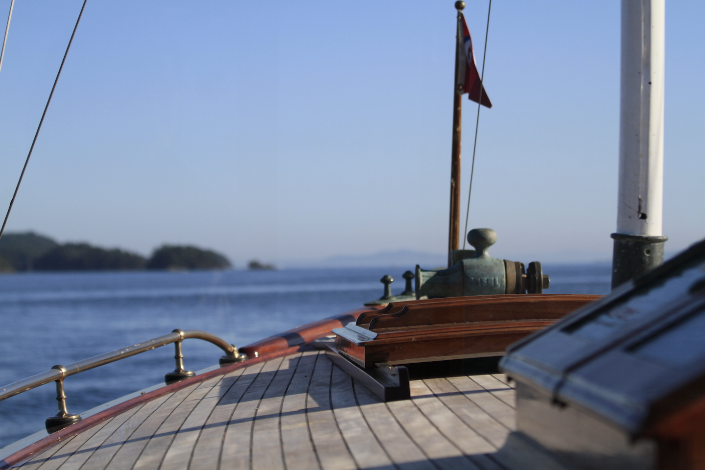 photo: Foredeck